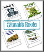 Cannabis growing marijuana cultivation books for sale